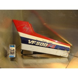 Bajo asiento izquierda VF 500 FII 85