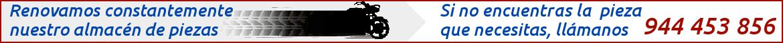 Taoh Motorecambios, especialistas en recambio usado para motos japonesas.