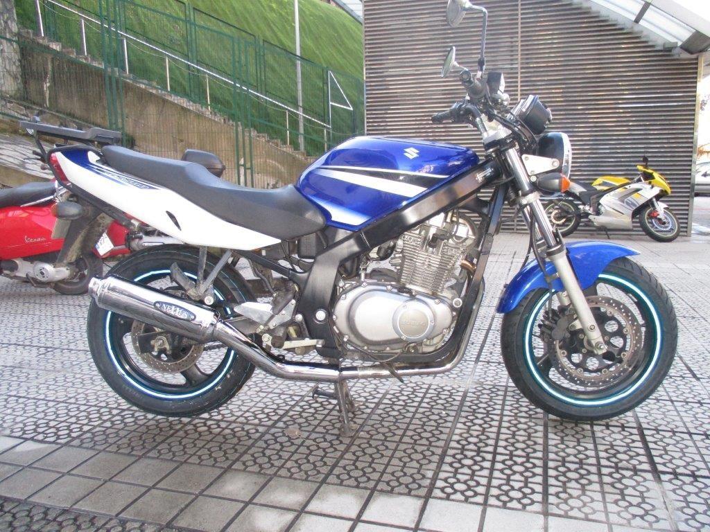 Suzuki GS 500 F