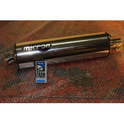 Silencioso Micron CBR 600 F 95-98