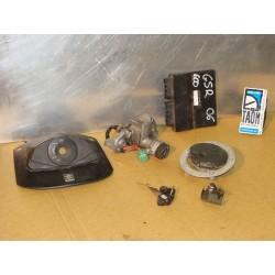 CDI, cerraduras, antena y llaves GSR 600 06