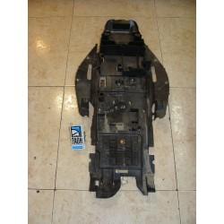 Guardabarros batería ZX 10 R 07