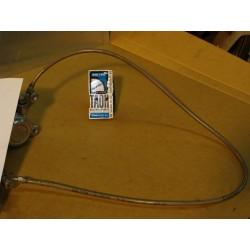 Latiguillo delantero metálicos Intruder 1400