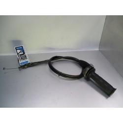 Acelerador con cables y puño Transalp 650