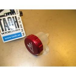 Bote liquido de frenos AJP. Rojo
