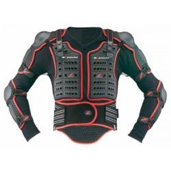 Protector Corax Jacket Talla L x7 Negro. Zandonà