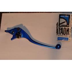Maneta freno GPZ 500 92-03 azul con tensor