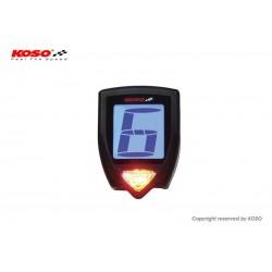 Indicador de marchas universal Koso V2 KN002000