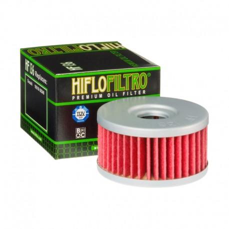 Filtro de aceite Hifofiltro HF136