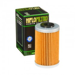 Filtro de aceite Hifofiltro HF655