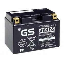 Bateria de gel GS YTZ12S