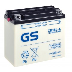 Bateria GS CB18L-A