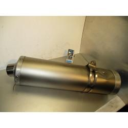 Silencioso CBR 900 RR 03