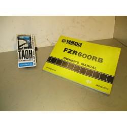 Manual del propietario FZR 600 90