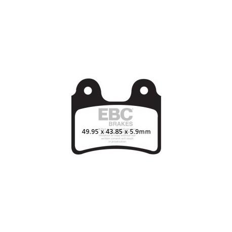 Pastillas de freno EBC FA303