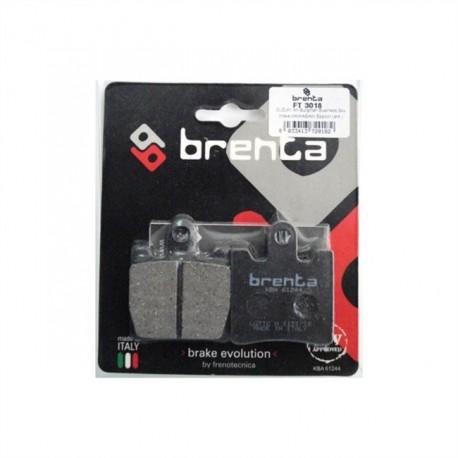 Pastillas de freno Brenta FT3018