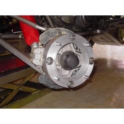 Separadores ruedas Quad 4/156 40 mms