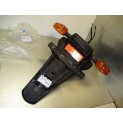 Portamatricula SV 650 16-18