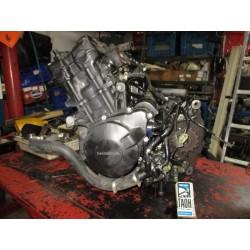 Motor Honda CBF 600 05