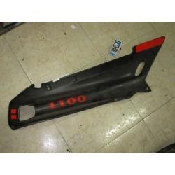 Bajo asiento derecha ZZR 1100 91
