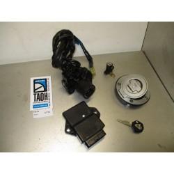 CDI FZ6 06 cerraduras y llave