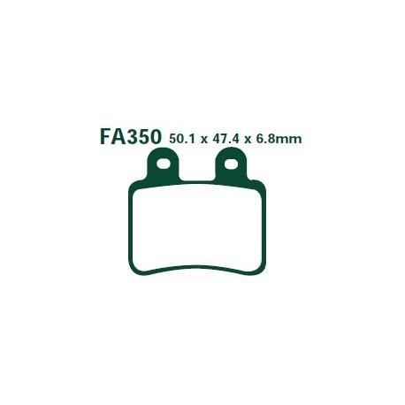 Pastillas de freno EBC SFA350