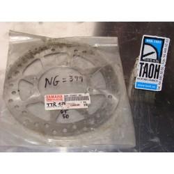 Disco trasero DT 50 98 / TTR 125 00-03