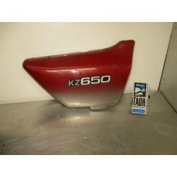 Bajo asiento derecha KZ 650 B 77-80