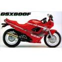 GSX 600 F 1989-1997