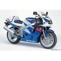 GSX 600 R 1997-2000