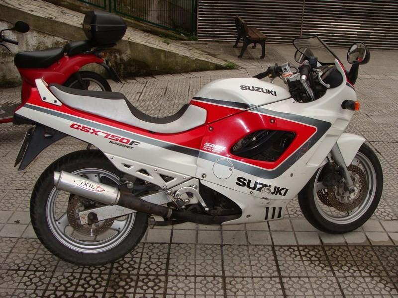Suzuki GSX 750 F 94